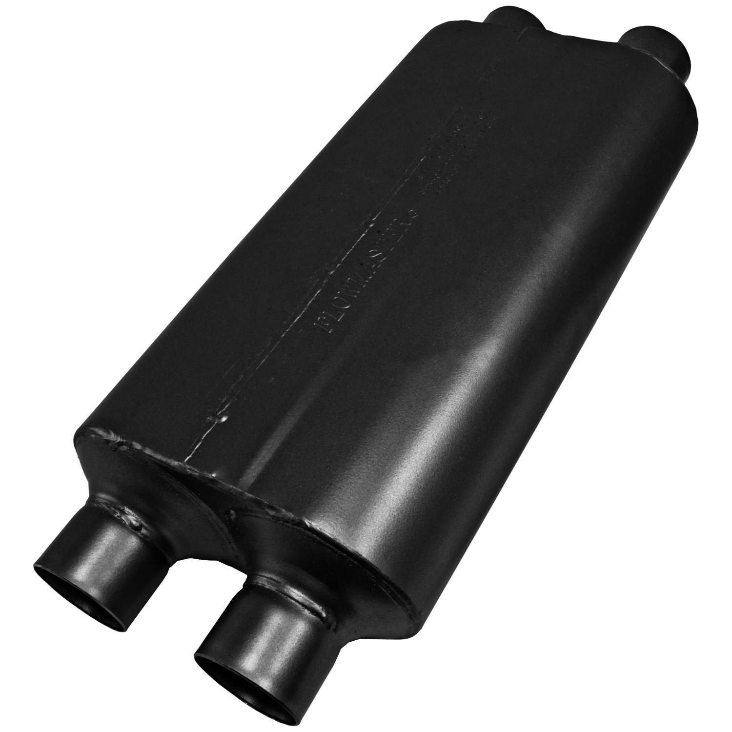 Muffler 409S 2.50 Dual IN // 2.50 Dual OUT Flowmaster 8525554 50 H.D Moderate Sound