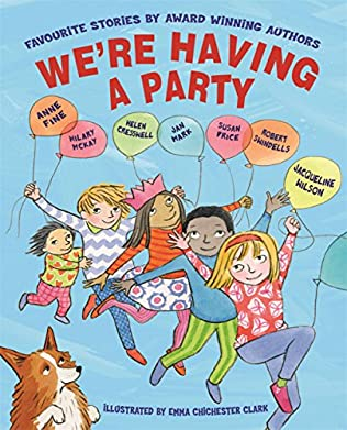 book cover of We\'re Having a Party!