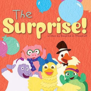 The Big Surprise! Audiobook