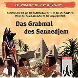 Das Grabmal des Sennedjem, 1 CD-ROM Für Windows 95/98 und Mac System 7.5. Interaktiver Besuch einer Ägyptischen Pyramide vor 3.300 Jahren mit 3D-Virtual Reality und Arbeitsblättern