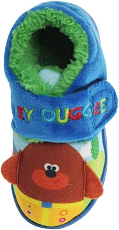 Hey Duggee Boys Slippers Toddler Slipper Shoes