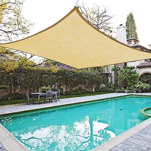 Yescom Outdoor Rectangle Canopy Desert