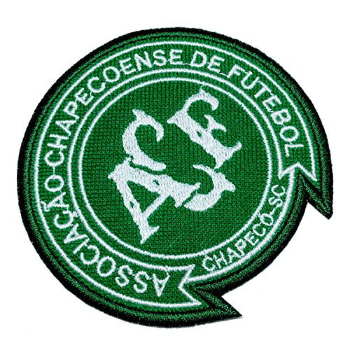 fan products of TSC006 CHAPECOENSE CHAPE Brazil Brazilian Shield Football Soccer Embroidered Patch Iron or Sew 3.9 x 3.5 x 0.1 inches