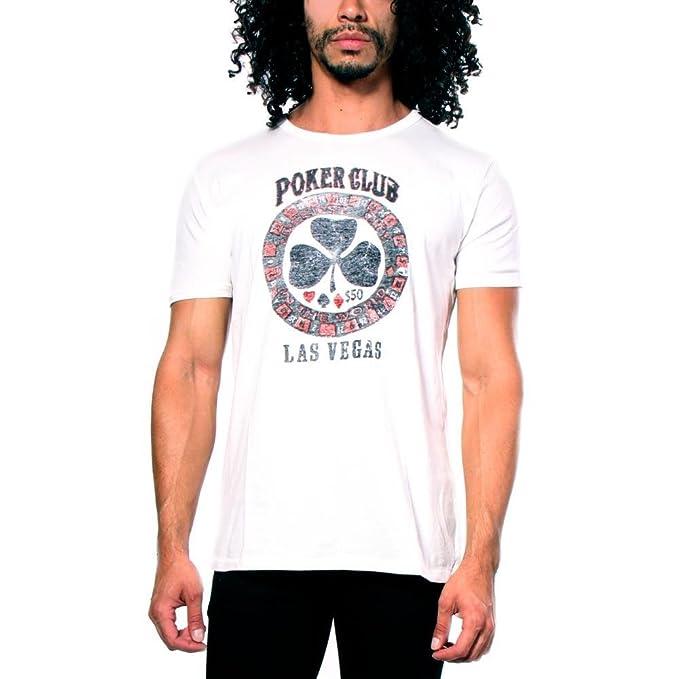 Lucky Brand Poker Club - Camisetas - Hombres gYMUz