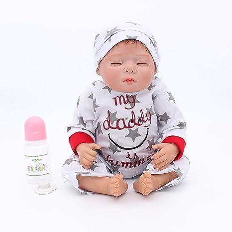 Muñeca bebé Reborn Baby Doll 22