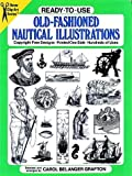 Ready-to-Use Old-Fashioned Nautical Illustrations (Dover Clip-Art Series)