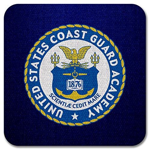 Premium Vinyl Decal/Sticker - US Coast Guard Academy (USCGA), seal