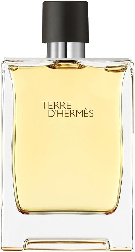 HERMES TERRE D'HERMES PARFUM 200 ML PROFUMO UOMO: Amazon.it
