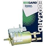 Amazon.com: ECOGARD XF43178 Engine Fuel Filter - Premium Replacement on
