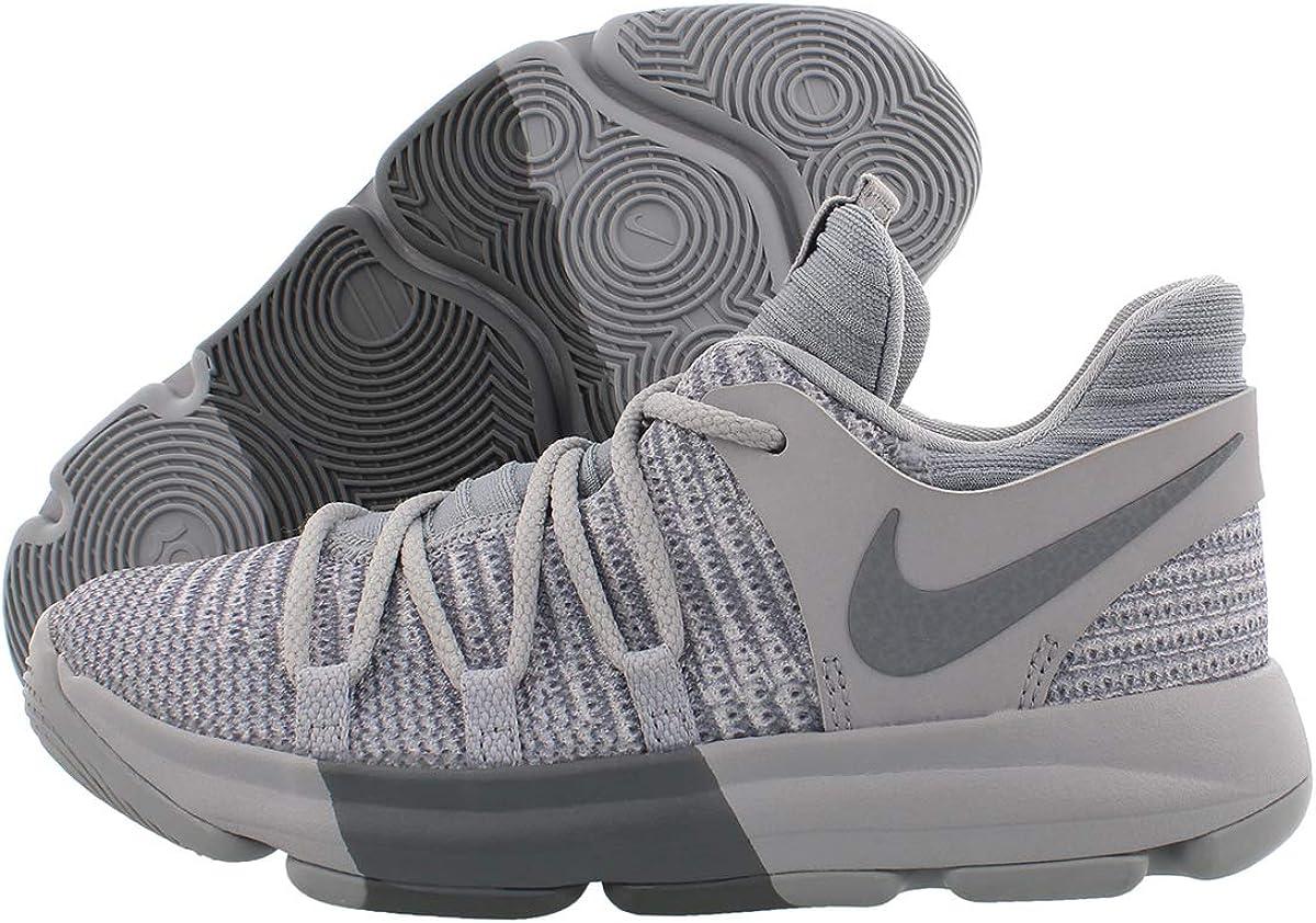 Locomotora Restricciones Tipo delantero  Amazon.com: Nike KD10 (Preschool): Shoes