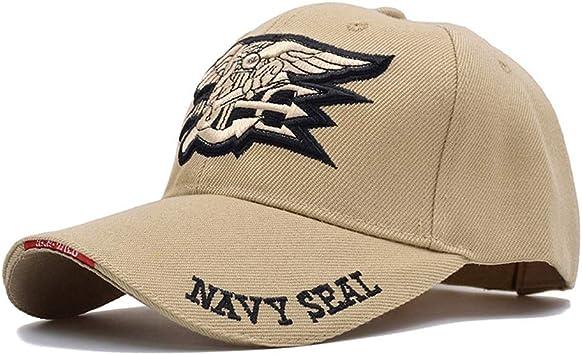 HXXWJ Hombre EE. UU. Navy Gorra de béisbol Navy Seals Cap Tactical ...