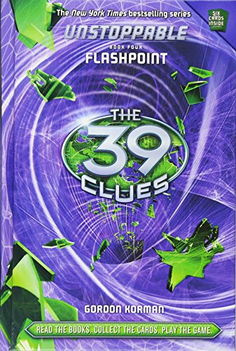 39 clues unstoppable book 4 - 1