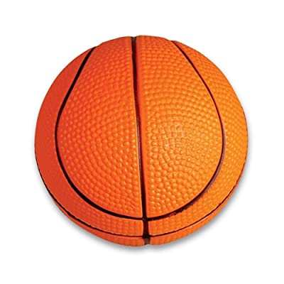 "Adventure Planet 2.5"" Basketball Stress Ball: Toys & Games"