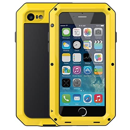 Amazon.com: Funda para iPhone 6 Plus/6S Plus, Mangix Gorilla ...