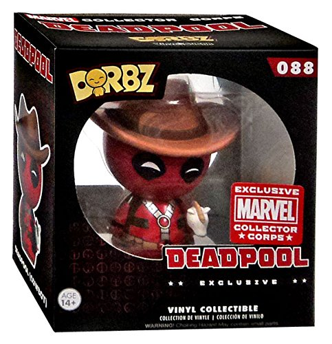Cowboy Deadpool Marvel Collector Exclusive product image