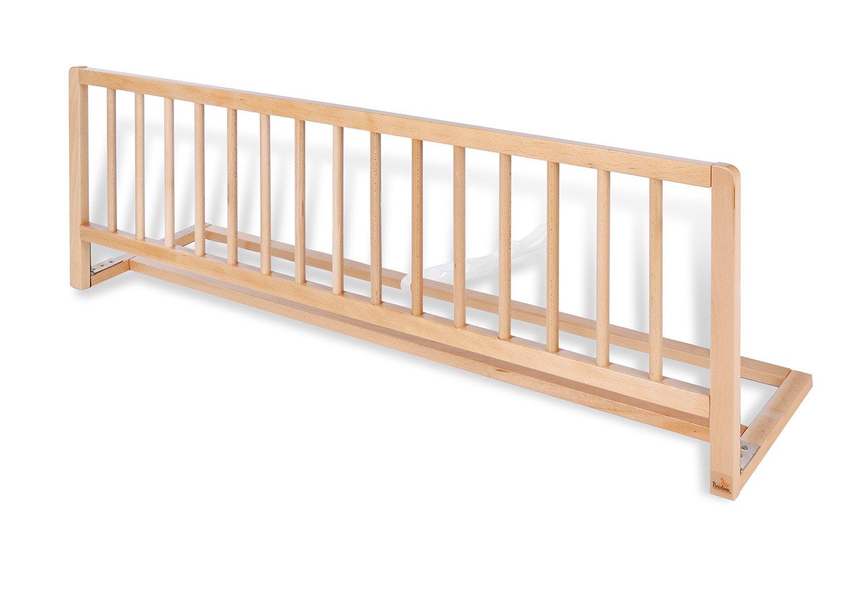 Pinolino Barriere pour Lit d'enfant - Nature 172330