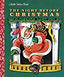 img - for The Night Before Christmas (Little Golden Book) book / textbook / text book