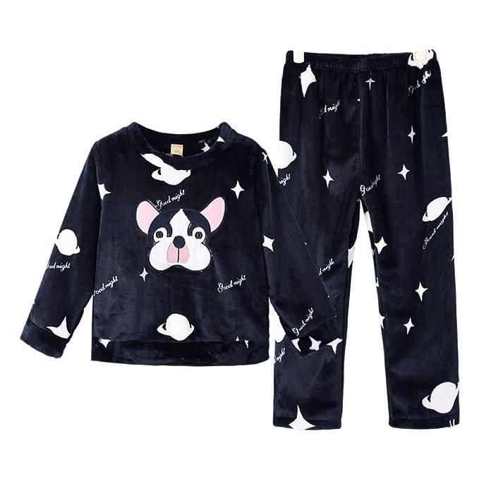 venta usa online bajo precio compra genuina Pijamas para Niños,Pijamas De Terciopelo De Coral para ...