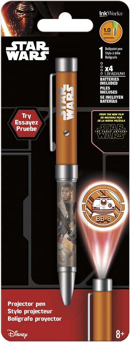 InkWorks Star Wars The Force Awakens Projector Pen