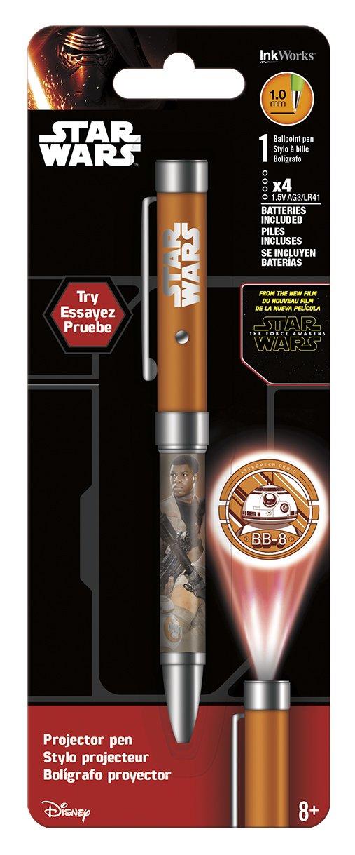 Inkworks IW4110 Star Wars The Force Awakens Projector Pen