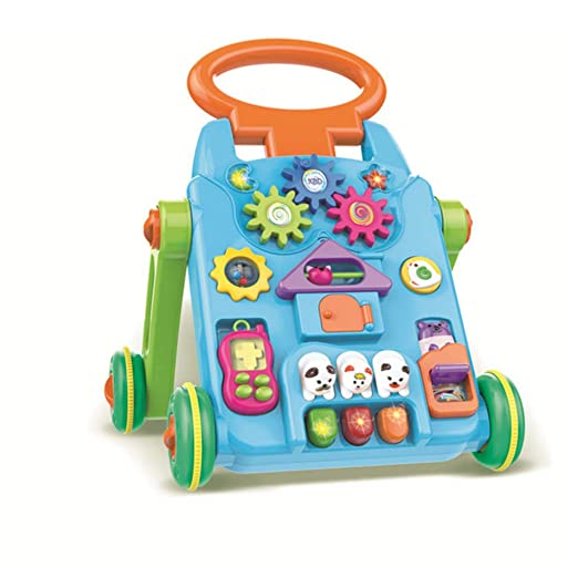 Meen Andador De Bebe, Early Learning Puzzle Cochecito para ...