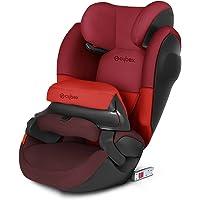 Cybex - Silla de coche grupo 1/2/3 Pallas M-Fix SL, silla de coche 2 en 1 para niños, para coches con y sin ISOFIX, 9-36 kg, desde los 9 meses hasta los 12 años aprox.