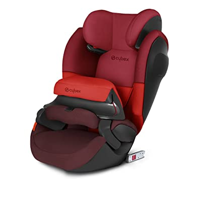 Baby Car Safety Seats Car Seat Ferrari I-max Red Car Seat 30-100 Lbs Booster Car Seat Complete