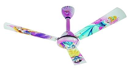 Buy Bajaj Disney Dp 01 1200 Mm Premium Ceiling Fan Online At Low Prices In India Amazon In