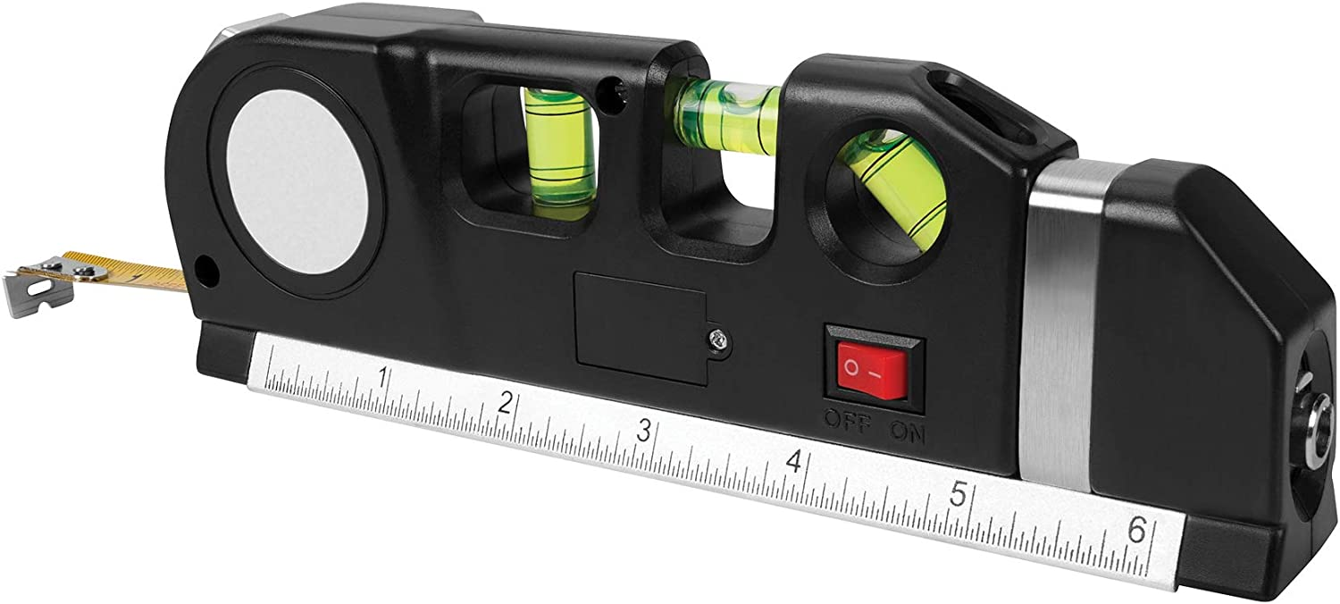 Performance Tool W5706 Laser Pro 4-in-1 Measure Tool