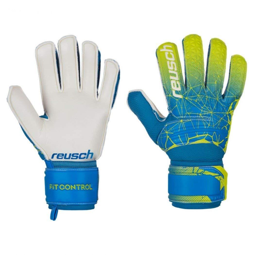 Reusch GUANTI Portiere FIT Control SD 3970515 888 Blue//Lime Calcio