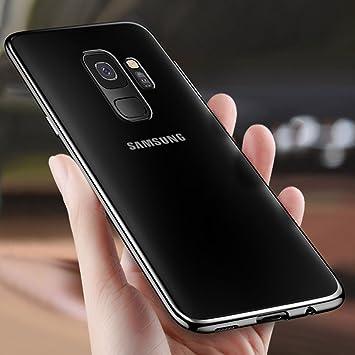 innislink Funda Samsung Galaxy S9, Silicona Suave TPU Gel Cover ...