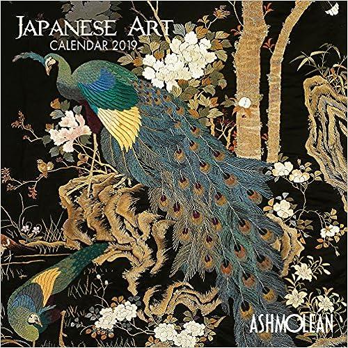 Ashmolean Museum - Japanese Art Wall Calendar 2019 (art Cale por Flame Tree Studio