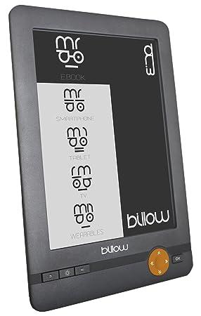 Billow E03E lectore de e-Book - E-Reader (E Ink, 800 x 600 Pixeles ...