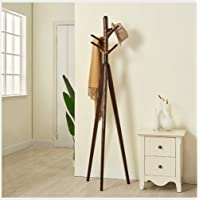 JL-GROUP Percheros de pie Modernos Creative Tree Hat Hanger, percheros de Goma Percheros de Piso Percheros Ropa de…