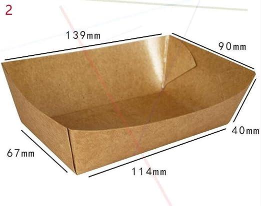 Desechable biodegradable vajilla, Cartón recipientes de comida ...