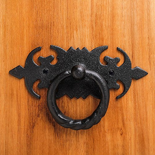 Buy wrought iron ring pull