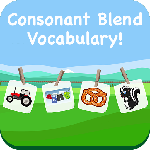 - Consonant Blend Vocabulary