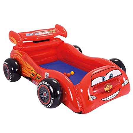 Intex 48668 - Macchina Cars, 180 x 145 x 71 cm: Amazon.it: Giochi e giocattoli