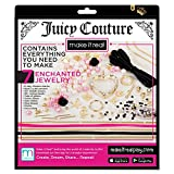 Make It Real – Juicy Couture Enchanted Locket Jewelry. DIY Locket and Charms Jewelry Making Kit for Girls. Design and Craft a Juicy Couture Heart Locket Necklace, Charm Bracelet, and Ring
