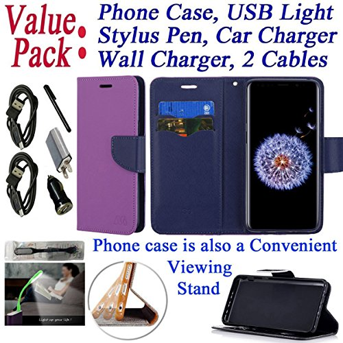 "Value Pack + for 6.2"" Samsung S9 + PLUS Galaxy S9+ PLUS Case"