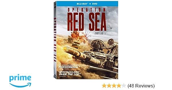 Amazon com: Operation Red Sea [Blu-ray]: Zhang Yi