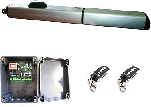 Kit hidráulico completo profesional motor uso intensivo puerta garaje batiente uso residencial o comunitario VDS PH 270: Amazon.es: Bricolaje y herramientas