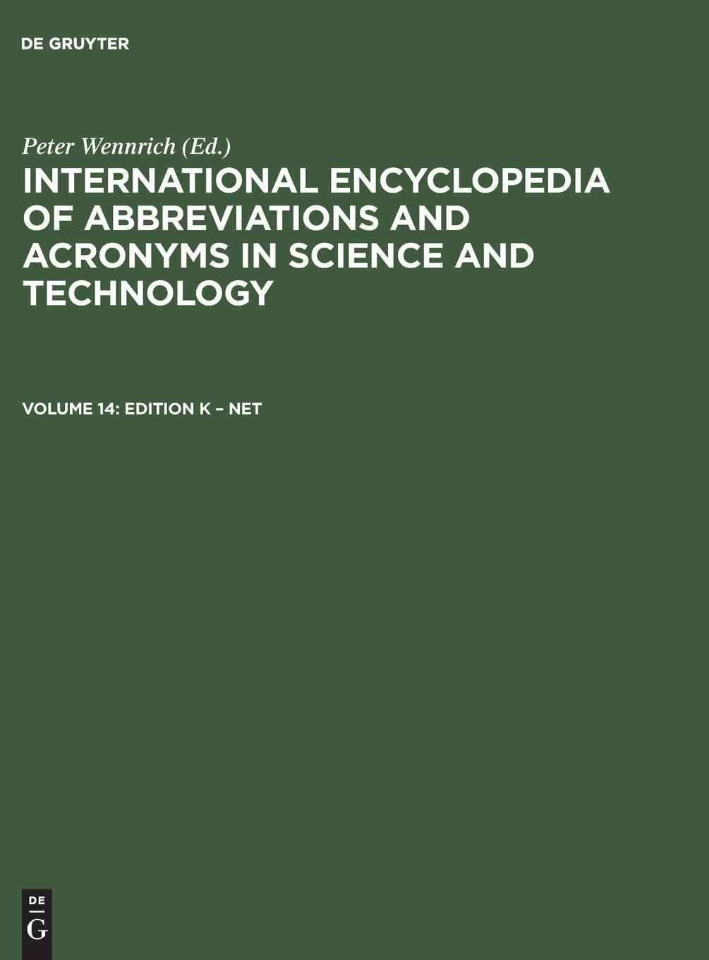Download International Encyclopedia of Abbreviations and Acronyms in Science and Technology (International Encyclopedia of Abbreviations & Acronyms in Science & Technology (2 Vol.)) ePub fb2 book
