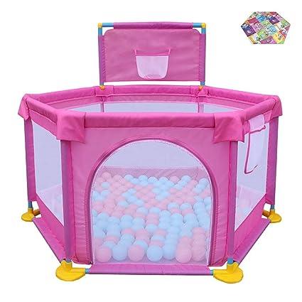 Parque de Juegos, Parque Infantil para bebés con colchoneta ...