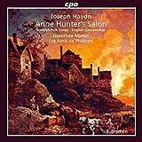 Anne Hunter's Salon. Haydn : Mélodies anglaises et écossaises. Mields, Les Amis de Philippe.