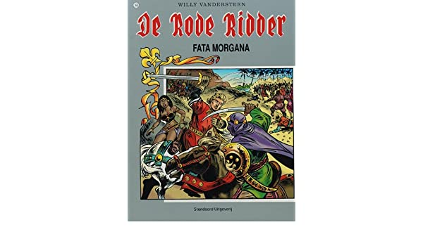 Fata Morgana (De Rode Ridder): Amazon.es: Karel Biddeloo ...