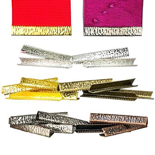 Twilight's Fancy Artisan Series Ribbon Clamps - No Loop (38mm (1 1/2