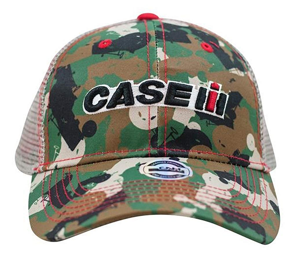 Case IH Youth Tractor Camo Mesh Back Cap - Officially Licensed  Amazon.in   Clothing   Accessories f5d152b0678e