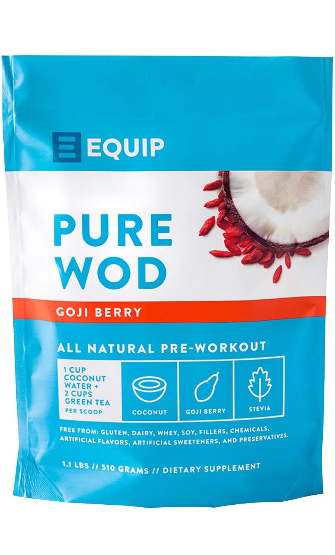 8. Equip Pure WOD