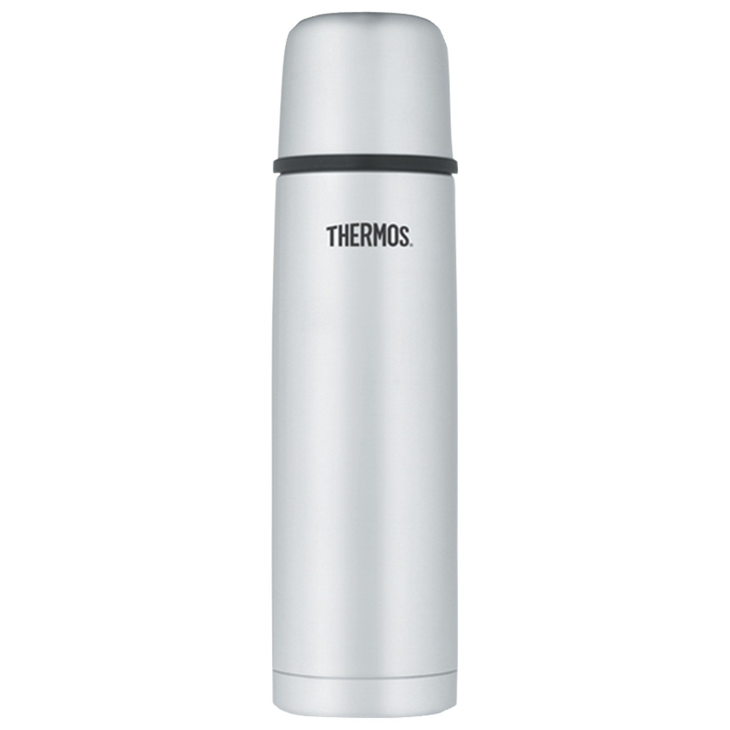 Stainless Steel Insulation : Thermos stainless steel vacuum insulated compact beverage